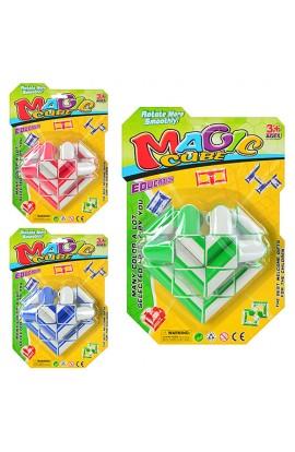 Гра 777 3 кольори, головоломка, змійка, лист, 27-18-7 см