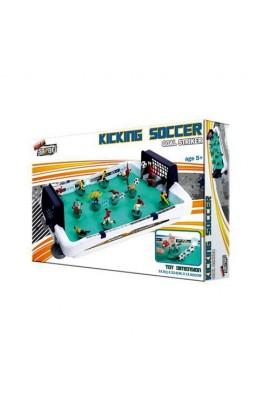 Футбол 68203 на пружинах, кор., 49,5-33,5-8 см