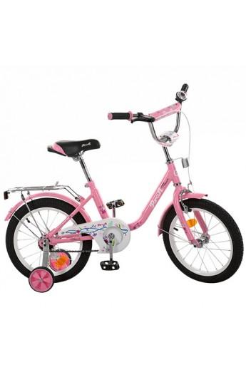 Купити Велосипед дитячий PROF1 16д. L1681 рожевий f3ed55eba52c4
