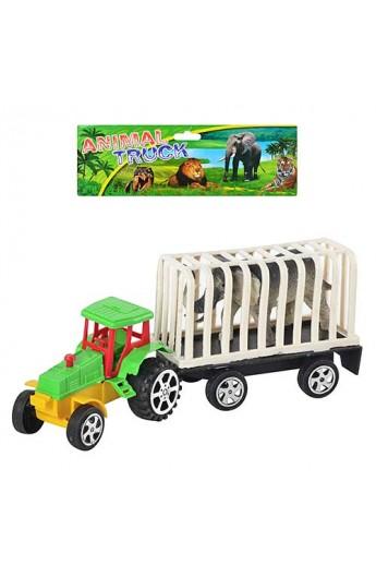 Трактор A 9001 інерц., носоріг, кул., 20 см