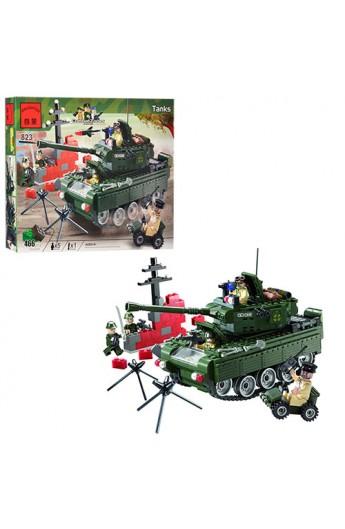 Конструктор BRICK 823 466 дет., кор., 37 см