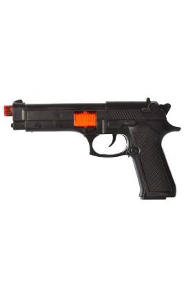 Пістолет A13-2 муз., (трещітка), кул., 16-28-4 см.