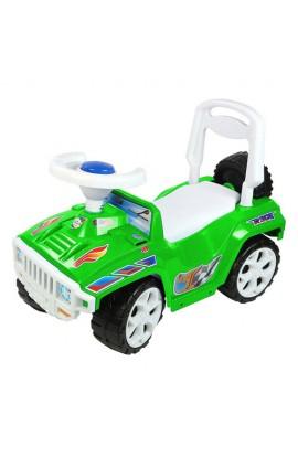 Машинка для катання ОРІОНЧИК зелена ОРІОН 419