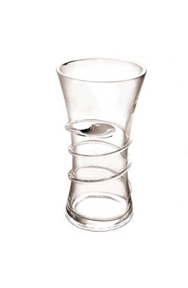 Ваза скляна 25см, 8225 (1101)