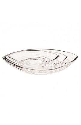 Набір блюд скляних 3шт/наборі, P49208