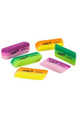 Гумка кольорова Rainbow, асорті
