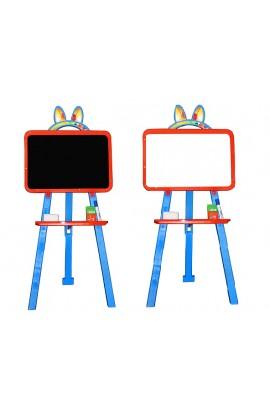 Дошка для малювання магнітна 013777/7 помаранчево-голубий
