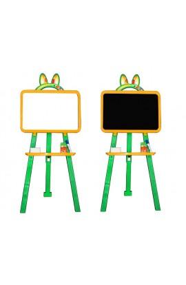 Дошка для малювання магнітна 013777/2 жовто-зелений