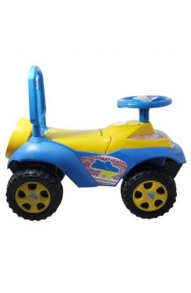 """Іграшка дитяча для катання  """"Машинка """" 0141/25"""
