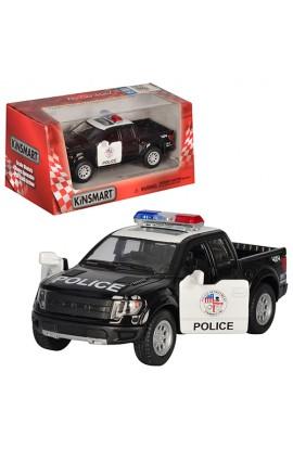 Джип KT 5365 WP мет., інерц., поліція, відкриваються двері, гумові колеса, кор., 16-7,5-8 см