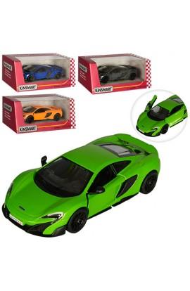 Машинка KT5392W мет., інерц., відчин. двери, 4 кольори, кор., 16-7-8 см.