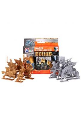 """Іграшка  """"Набір середньовічних воїнів ТехноК """", арт.4272"""