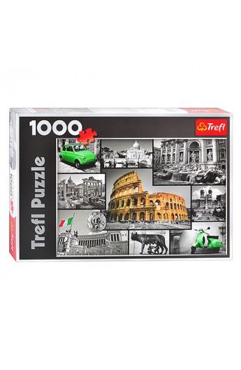 """Пазл """"1000"""" - Рим колаж, 10350"""