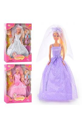 Лялька DEFA 6003 кор., 33 см