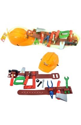 Набір інструментів 25162 каска, сітка, 60 см