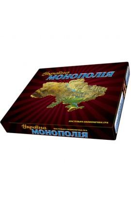"""Гра настільна  """"Монополія Україна """" Ost"""