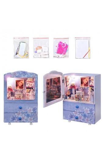 Шафа KH 159-02 для ляльок, 2 ящика