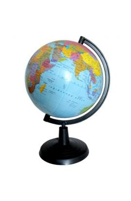 Глобус 22 см політичний