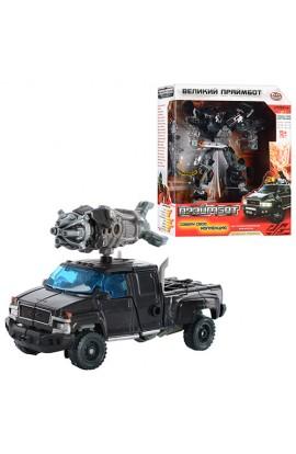 Трансформер H 603/8109 Праймбот, робот-джип, кор., 27-22-10 см