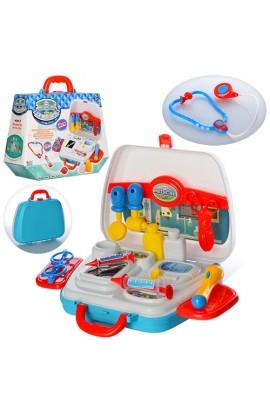 Лікар 16806 інструменти, 10 предметів, валіза, кор., 29-23-10,5 см.