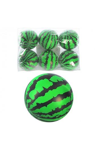 М'яч дитячий фомовий-4  MS 0239 кавун