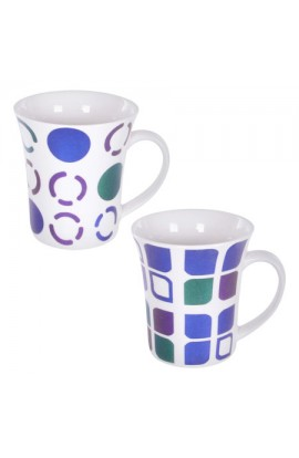 Чашка порцелянова 360мл, R16829