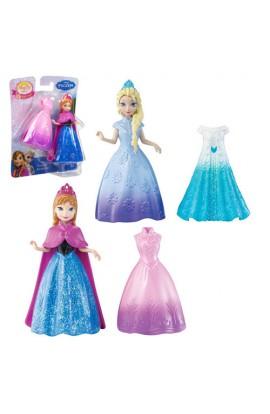 Міні-принцеса Дісней + сукня в ас.(2) з м/ф  Крижане серце