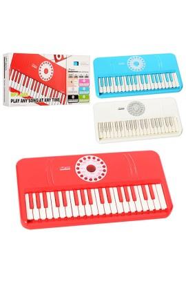 Синтезатор SK-X 5 MP3 37 клавіш, 4 тони, 4 ритми, 6 мелодій, бат., кор., 40-18,5-4,5 см