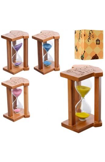 Купити Дерев яна іграшка Пісочний годинник MD 1117 10 хв. a7c56a279affe