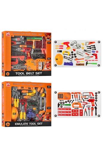 Набір інструментів 2095-2115 2 види, кор., 58-54-8 см