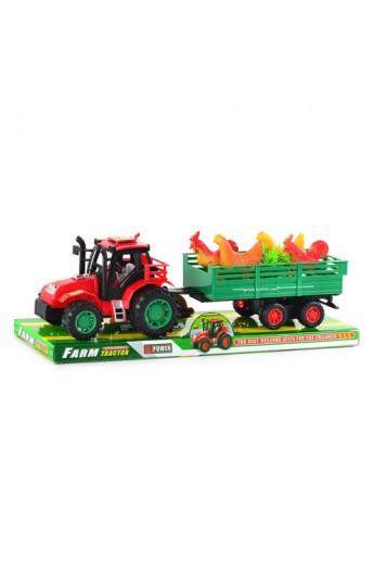 Трактор 922-11 причеп, бліст., 37-12-10 см