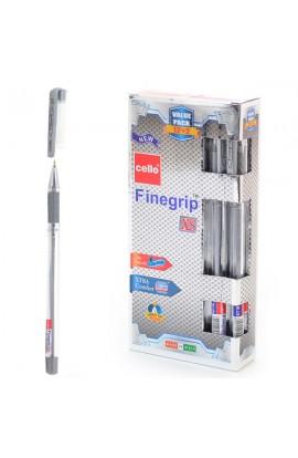"Ручка шар/масл  ""Finegrip XS "" синяя 0,7 мм  ""CELLO """