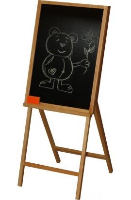 Мольберт для малювання 1-сторонній (60*70*105) ВП-006 Вінні Пух