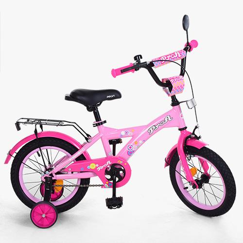 Купити Велосипед дитячий PROF1 14 д. T1461 Original girl 7f9ef02c9234c