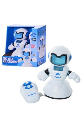 Робот 13406 радіокер., світло, бат., кор., 21,5-20-11 см
