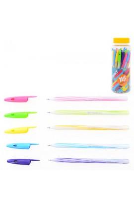 "Ручка шар/масл  ""Gimmy "" синяя 0,6 мм"
