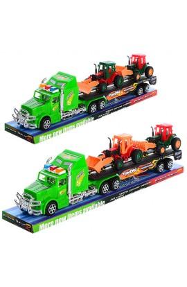 Трейлер 9008 трактори, інерц., бліст., 42 см