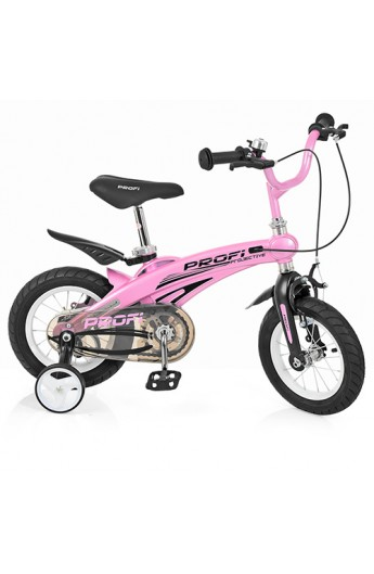 Купити Велосипед дитячий PROF1 12д. LMG12122 магнез. рама 7f3c2a04cc49c