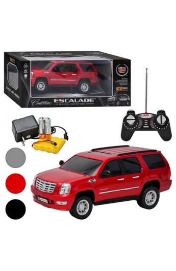 Машина 866-1602 B CADILLAC, 1:16, радіокер., акум., кор., 45,5-18-19,5 см