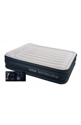 Велюр ліжко 64140 з вбудованим електро насосом 220В, кор.