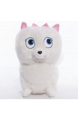 М`яка іграшка  Собака 007  28х15х30 см Копиця 25433-6