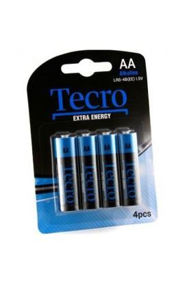 Батарейка Tecro LR6-4B (EE)