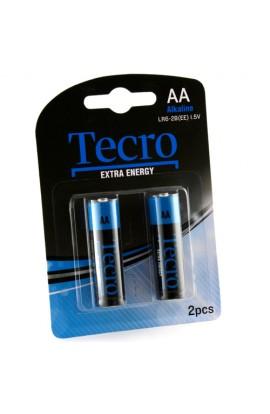 Батарейка Tecro LR6-2B (EE)