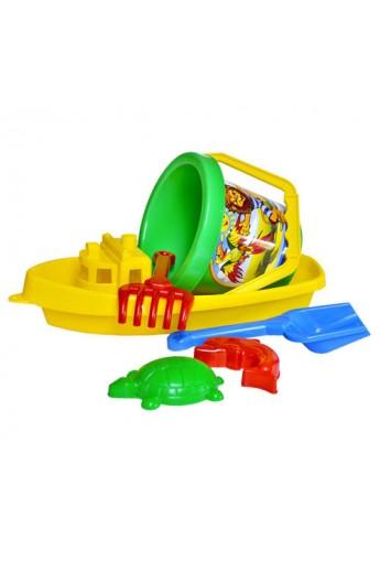 Іграшка  Кораблик 3 ТехноК