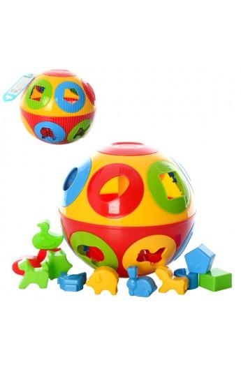 Іграшка  Розумний малюк Колобок ТехноК