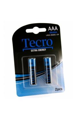 Батарейка Tecro LR03-2B (EE)