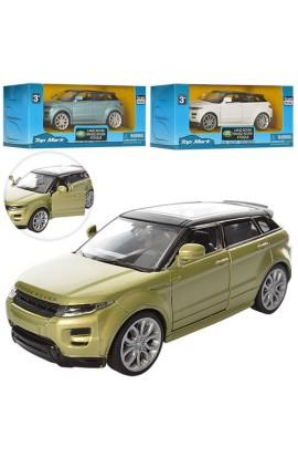 Машинка TOP 315 мет., інерц., відчин. двері і капот, 3 кольори, кор., 16-7,5-7 см.
