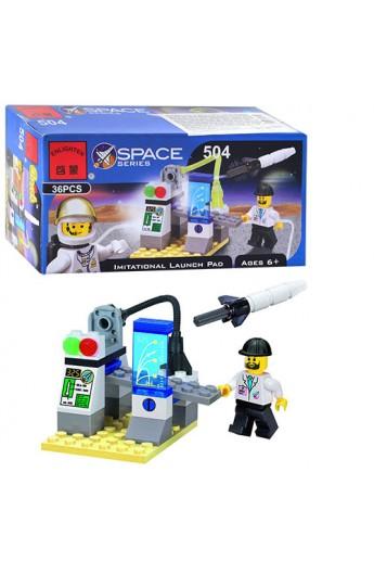 Конструктор BRICK 504 космічна станція