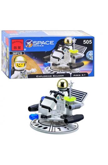 Конструктор BRICK 505 космічна станція
