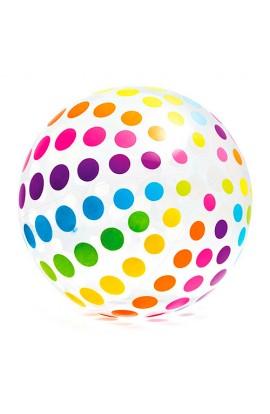 М'яч 58097 пляжний, ремкомплект, 5+, кор.